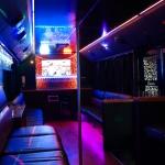 Partybus-interjeras