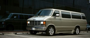 12 seater partyvan
