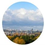 liepkalnio panorama