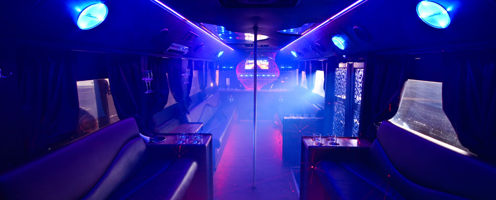 Partybus rent