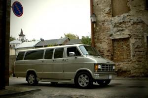 partyvan partybusas